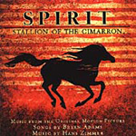 Spirit: Stallion Of The Cimarron - Soundtrack (CD)