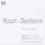 Mozart/Beethoven - Piano Sonatas (CD)
