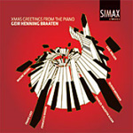 X-mas Greetings From The Piano (CD)