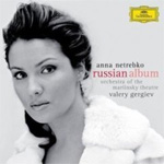 Anna Netrebko - Russian Album (CD)