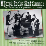 Norsk Rocks Skattkammer - Vol. 8: The Saunters Greatest Leftovers And More Golden Oldies From The Swinging 60's In Trondheim (CD)