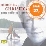 Produktbilde for Von Otter - Home For Christmas (CD)