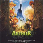 Arthur And The Invisibles (CD)