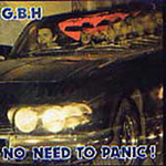 No Need To Panic (CD)