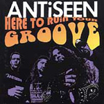Here To Ruin Your Groove (CD)