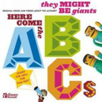 Here Come The ABC's (m/DVD) (CD)
