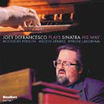 Joey Defrancesco Plays Sinatra His Way (CD)