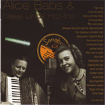 Alice Babs & Nisse Linds Hot-Trio (CD)