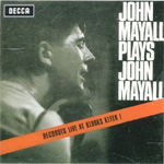 John Mayall Plays John Mayall (Remastered) (CD)