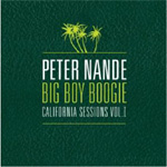 Big Boy Boogie - California Sessions Vol.I (CD)