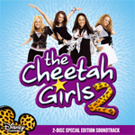 The Cheetah Girls 2 (m/DVD) (CD)