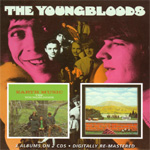 Produktbilde for The Youngbloods/Earth Music/Elephant Mountain (2CD)