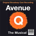 Produktbilde for Avenue Q (USA-import) (CD)