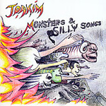 Monsters & Silly Songs (CD)