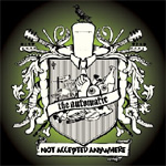 Not Accepted Anywhere (CD)