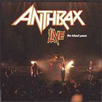 Anthrax Live: The Island Years (CD)