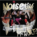 What's The Time Mr. Wolf (CD)
