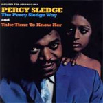 The Percy Sledge Way / Take Time To Know Her (CD)