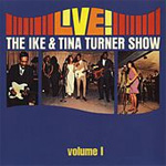Live! The Ike & Tina Turner Show (CD)