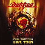 Live 1981 From Conception (CD)