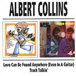 Love Can Be Found Anywhere, Even In A Guitar / Trash Talkin' (CD)