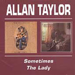 Produktbilde for Sometimes / The Lady (CD)