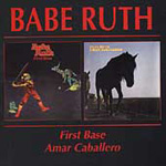 First Base/Amar Caballero (CD)