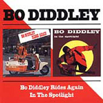 Bo Diddley Rides Again/In The Spotlight (CD)