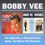 The Night Has A Thousand Eyes / Meets The Ventures (CD)