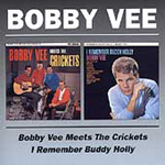 Meets The Crickets / I Remember Buddy Holy (CD)