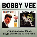 With Strings & Things / Hits Of The Rockin' '50's (CD)