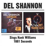 Sings Hank Williams / 1661 Seconds (CD)
