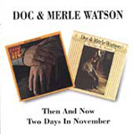 Then And Now/Two Days In November (CD)