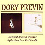 Mythical Kings And Iguanas/Reflections In A Mud Puddle (CD)