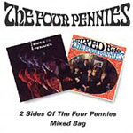 2 Sides Of The 4 Pennies / Mixed Bag (CD)