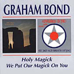 Holy Magick / We Put Our Magick On You (CD)