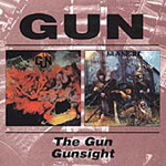 The Gun / Gunsight (CD)
