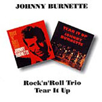 Rock 'N' Roll Trio/Tear It Up (CD)
