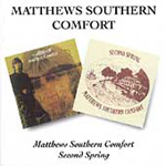 Matthews Southern Comfort/Second Spring (CD)
