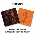 From The Inside/A Good Feelin' To Know (CD)