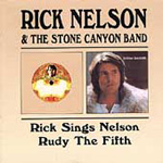 Rick Sings Nelson / Rudy The Fifth (CD)