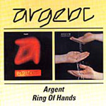 Argent/Ring Of Hands (2CD)