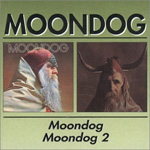 Moondog & Moondog 2 (CD)