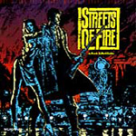 Streets Of Fire (CD)