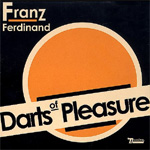 Darts Of Pleasure EP (CD)