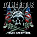 War Of Attrition (CD)