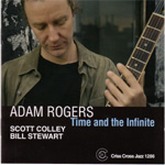 Time And The Infinite (CD)