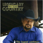 Legendary Country (CD)