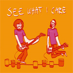 See What I Care EP (CD)