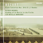 Mozart: Piano Concertos Nos 20 and 23 (CD)